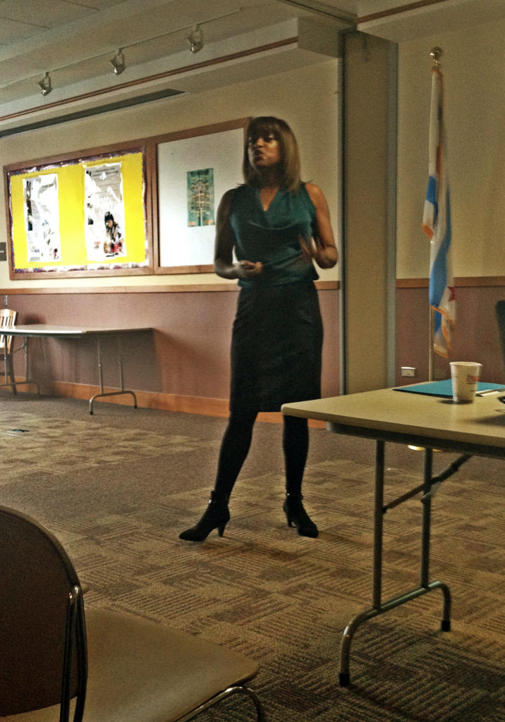 Diane Randall Speaking